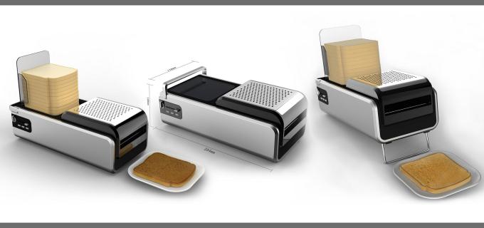 智能多士炉-海尔小家电设计易平台