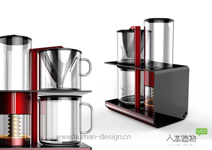 高温咖啡机