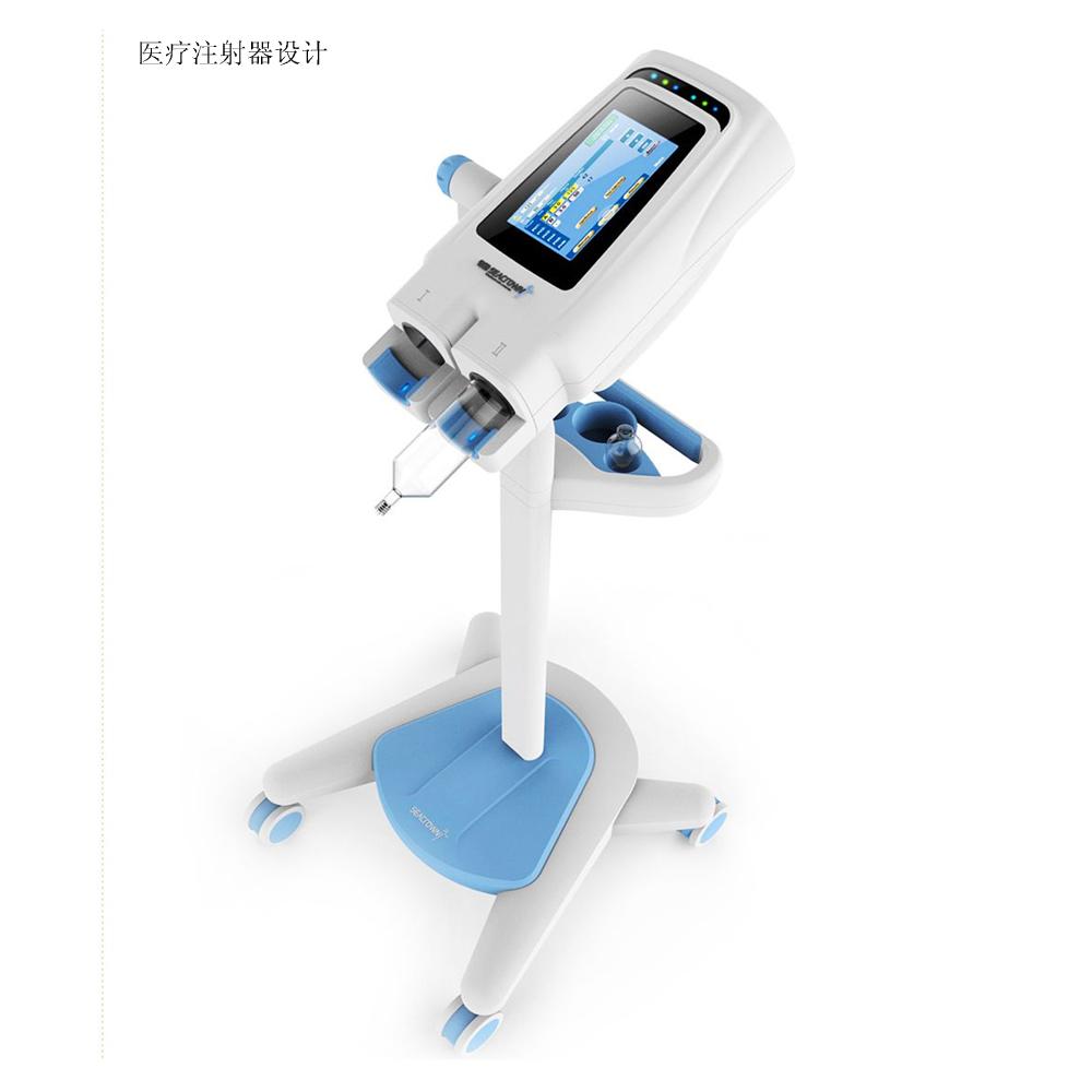 医疗注射器设计
