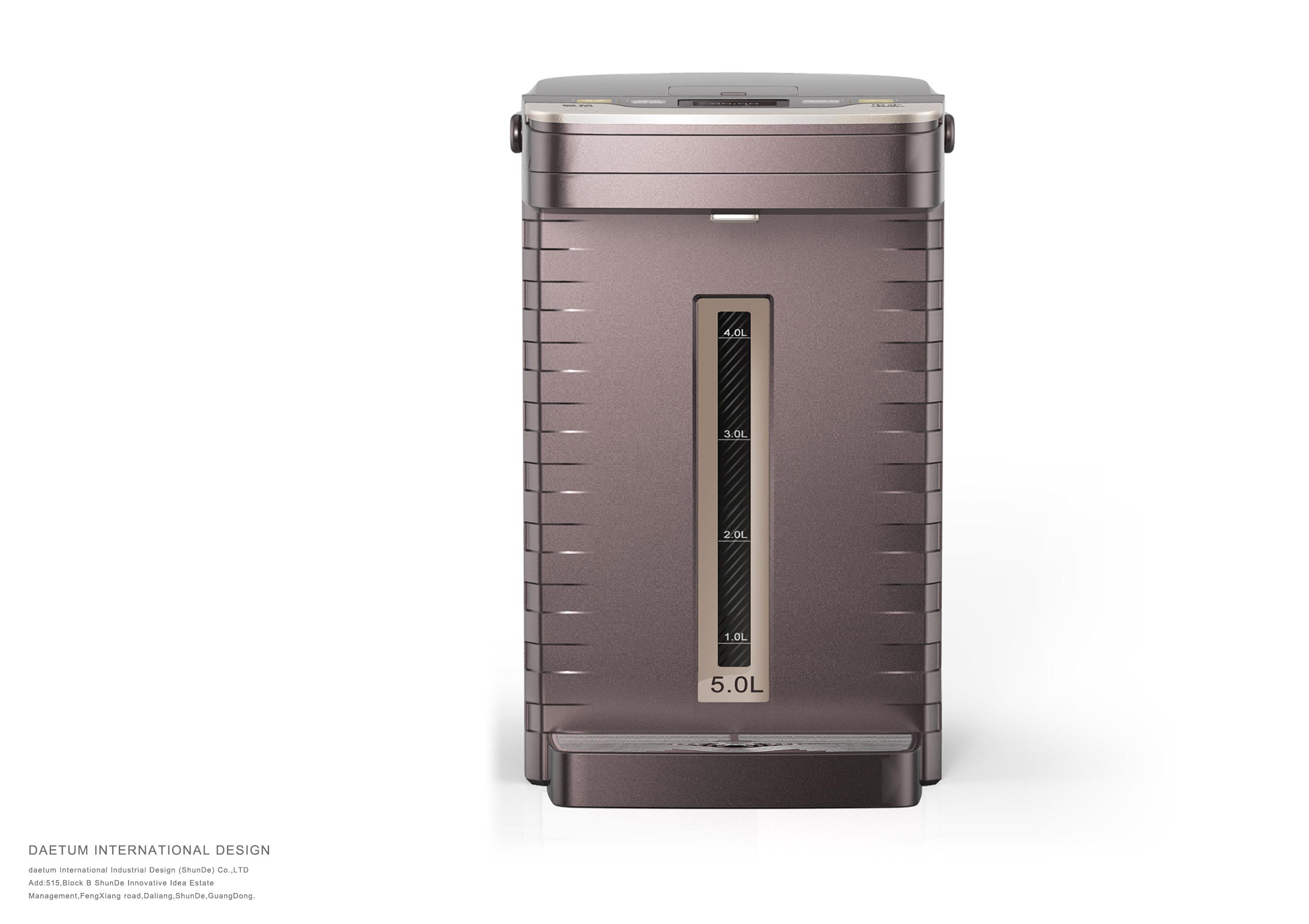 电热开水瓶设计