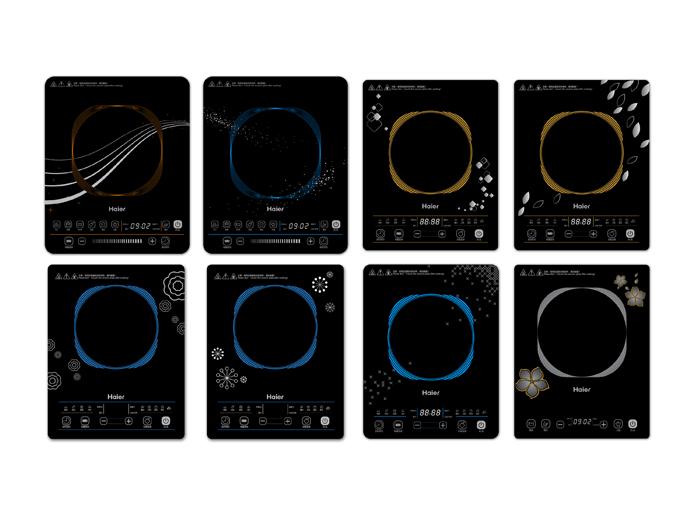 电磁炉产品系列规划