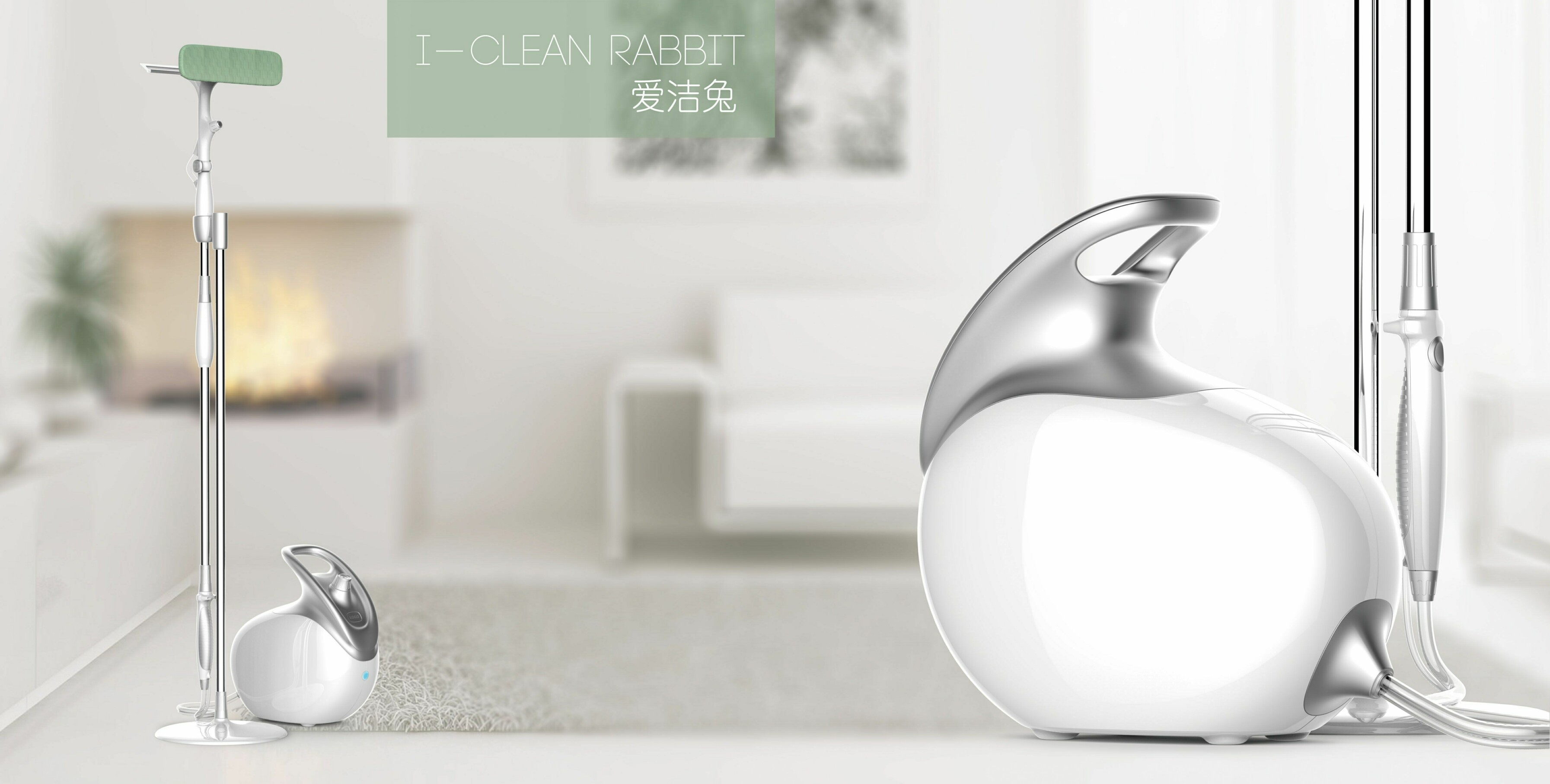 家用电动玻璃清洁器