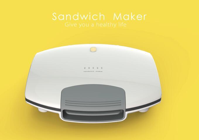 时尚简洁三明治机