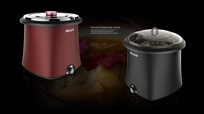 暖汤煲外观设计