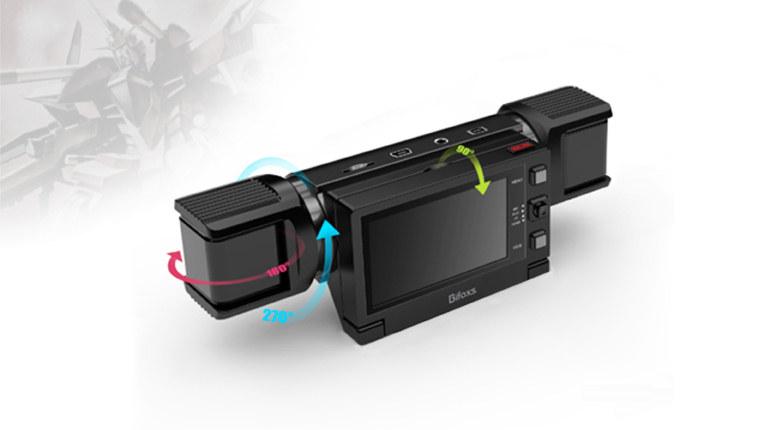 360度全方位行车记录仪设计