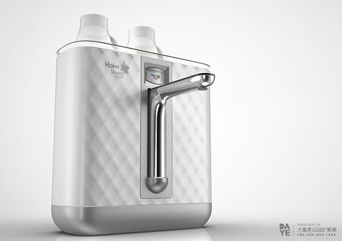 海尔净水机