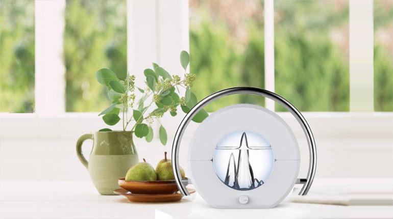 家庭空气净化器设计