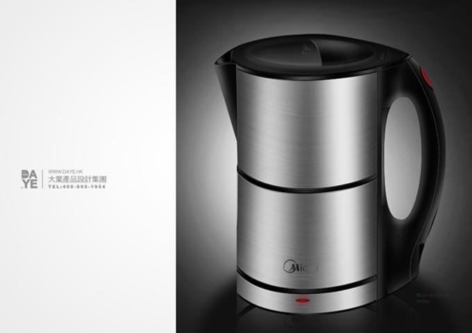 美的 速热式电水壶