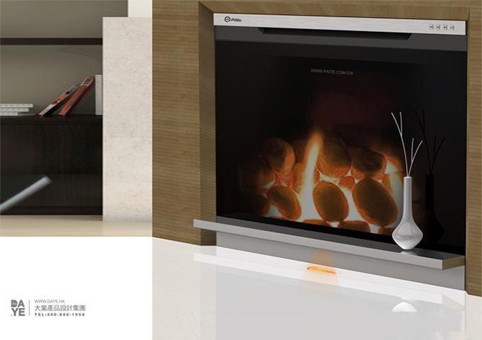 派特|时尚型电壁炉