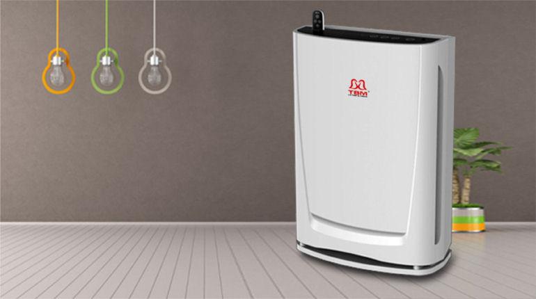 阐述不同风格的空气净化器设计