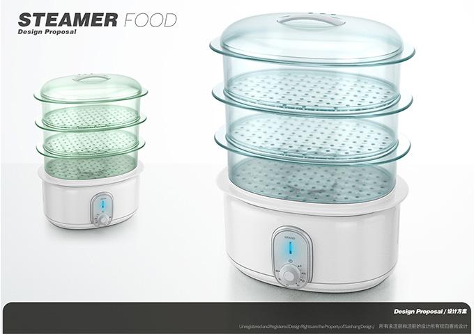 蒸笼、多功能煮食器
