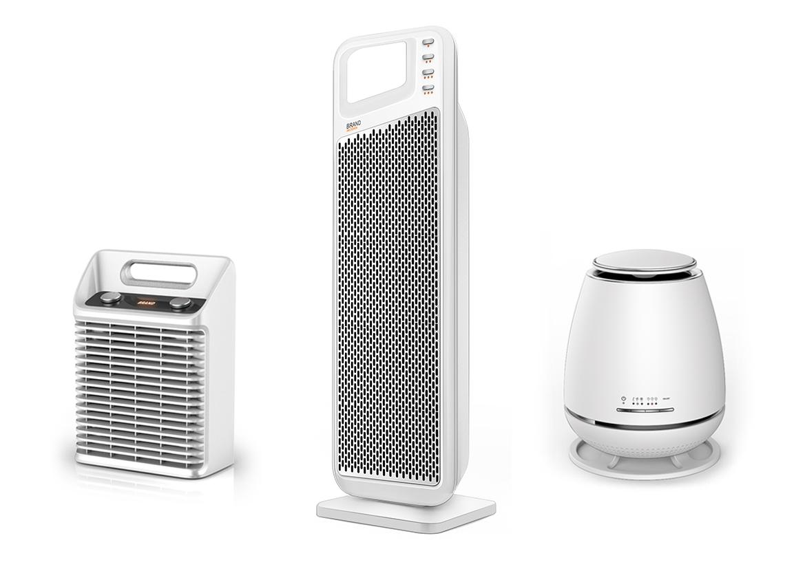 两季产品设计、取暖器、暖风机、PTC、发热丝