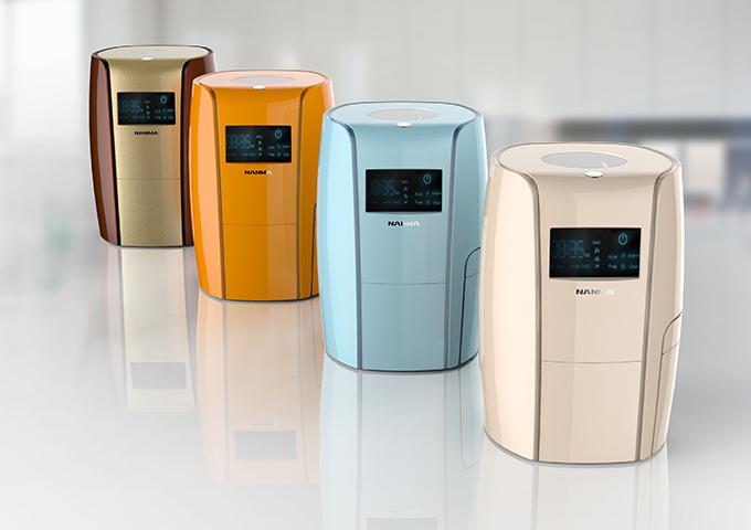 自动洗米电饭锅设计 江苏省级工业设计中心