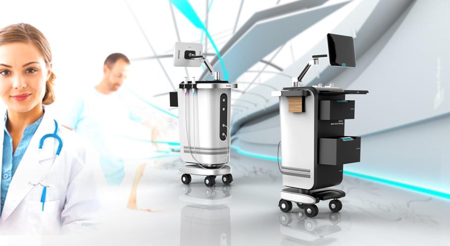 专业高效、安全稳定、富有情感的骨科冲击波治疗仪设计