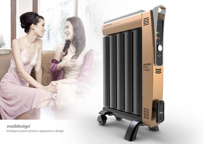 电暖气产品设计
