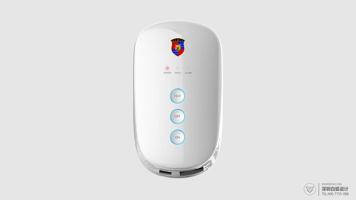 深圳专业的智能互联产品设计_煤气报警器设计