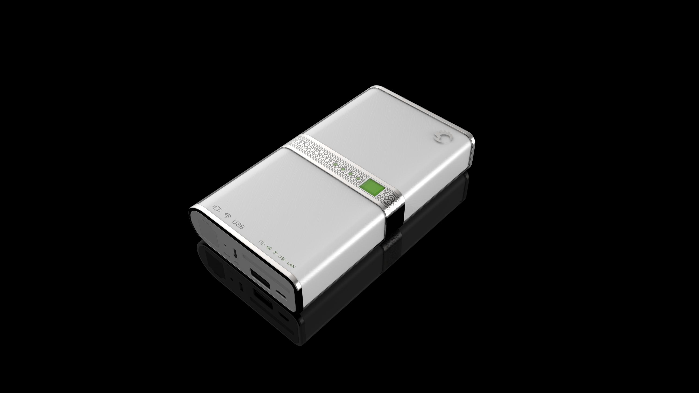 WIFI移动电源(外观结构设计)