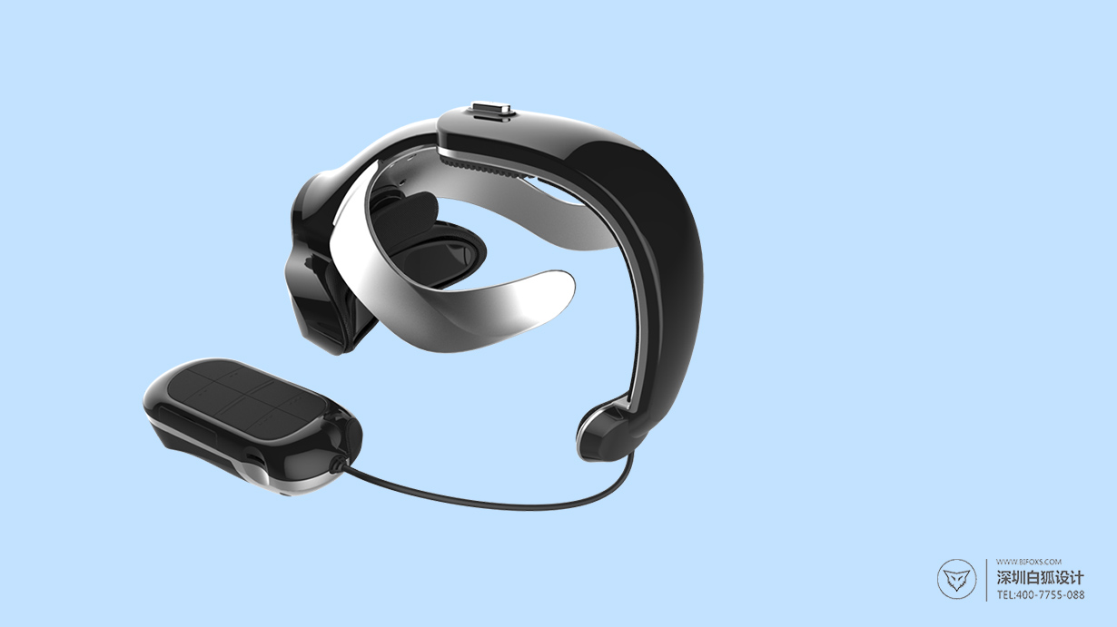 连接虚拟世界的VR眼镜设计