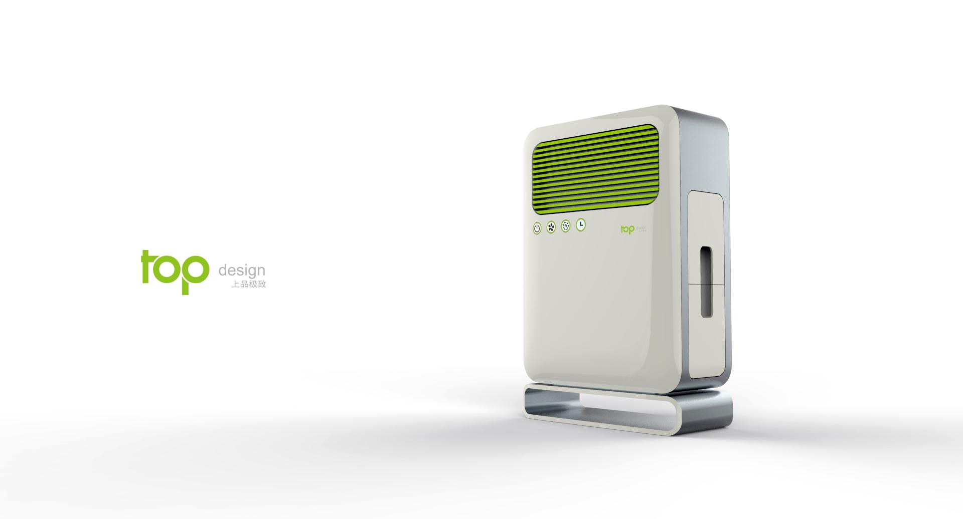 自主空气净化器