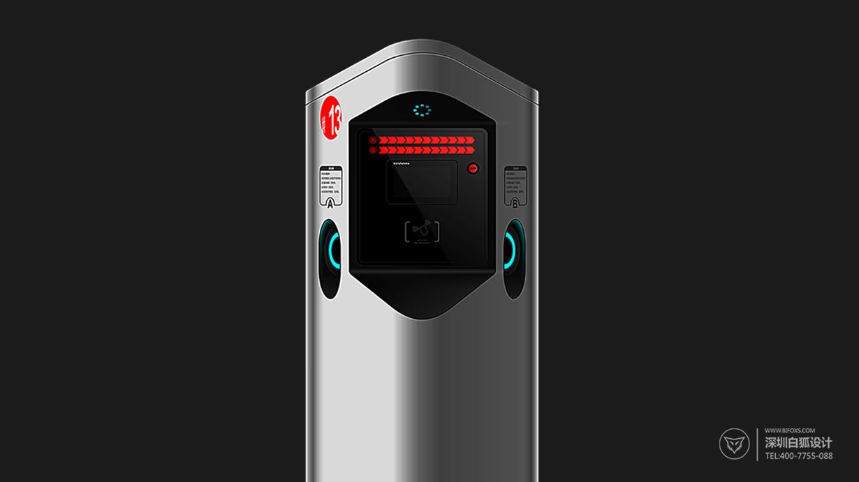 充电桩设计如何做到防淋防晒防尘