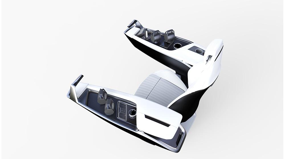 船舶控制椅