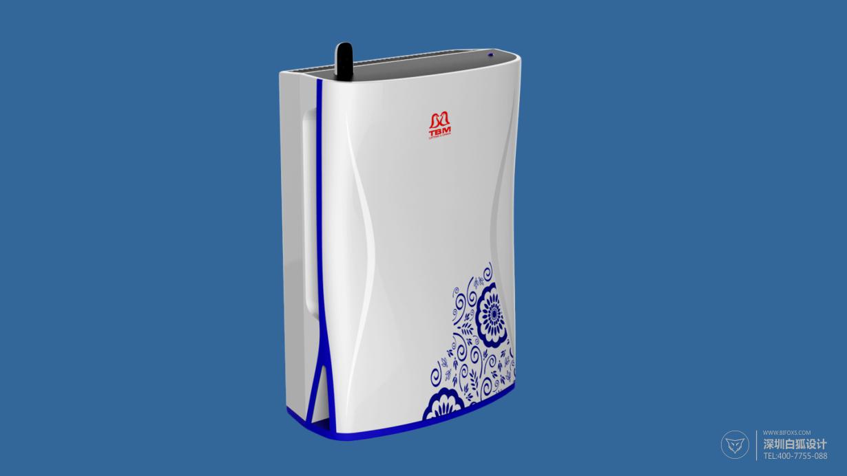 个性化的空气净化器设计