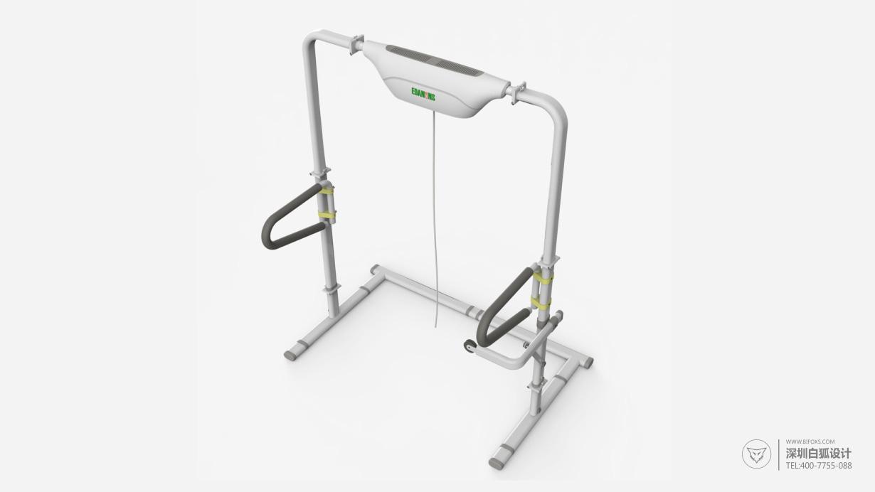 运动型康复仪设计,安全易用