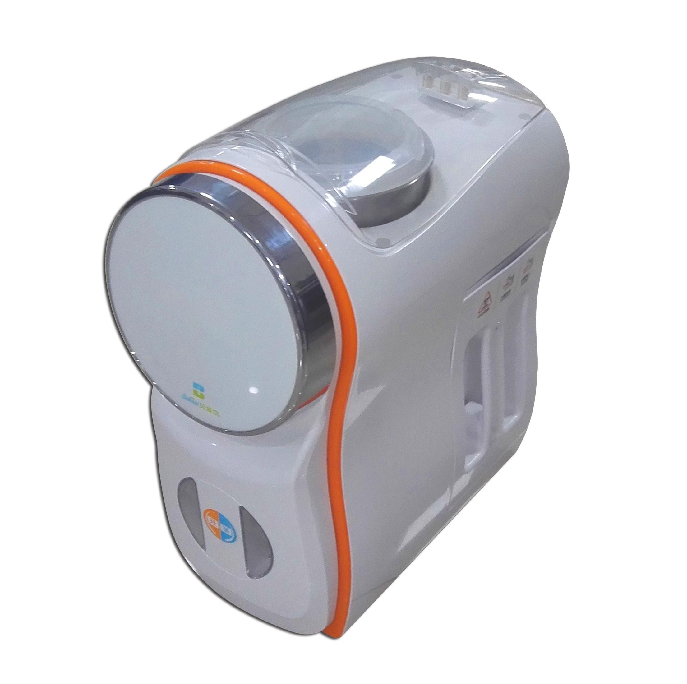 云智能冲奶机设计