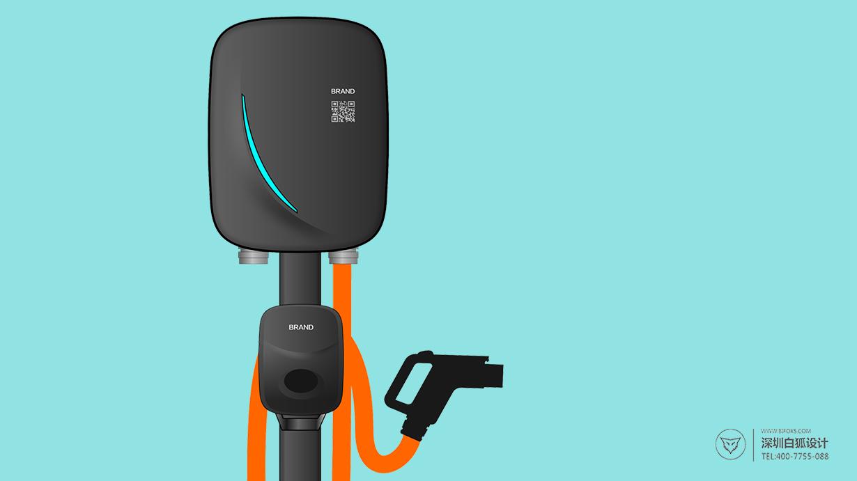 产品设计的智能环保化-充电桩设计