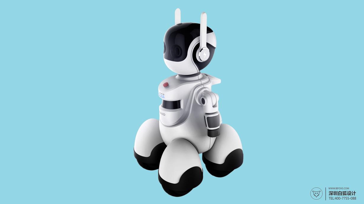 概念设计|有趣的音乐机器人设计