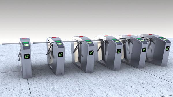 人性化服务的自动检票机设计
