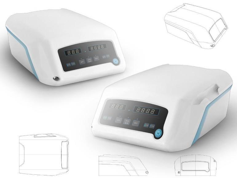 移动医疗产品设计|便携易用的家用智能康复仪设计