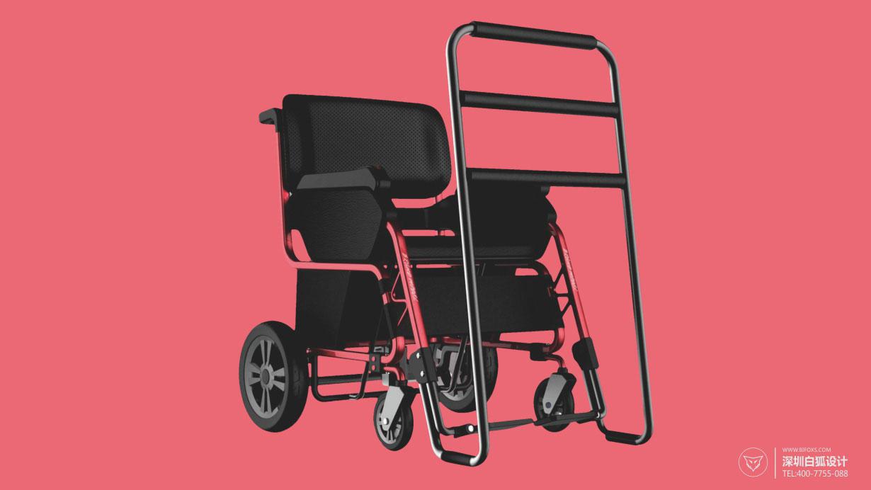 多功能康复轮椅设计