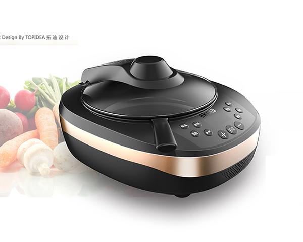 智能炒菜机器人