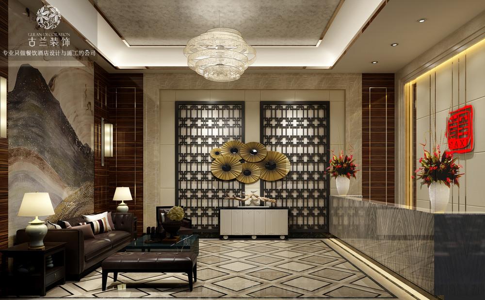 成都新都海伦酒店设计装修图