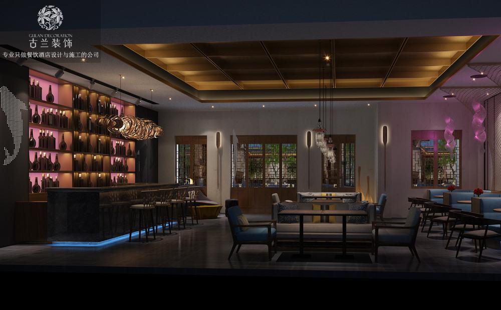 重庆市予与鱼精品度假酒店设计