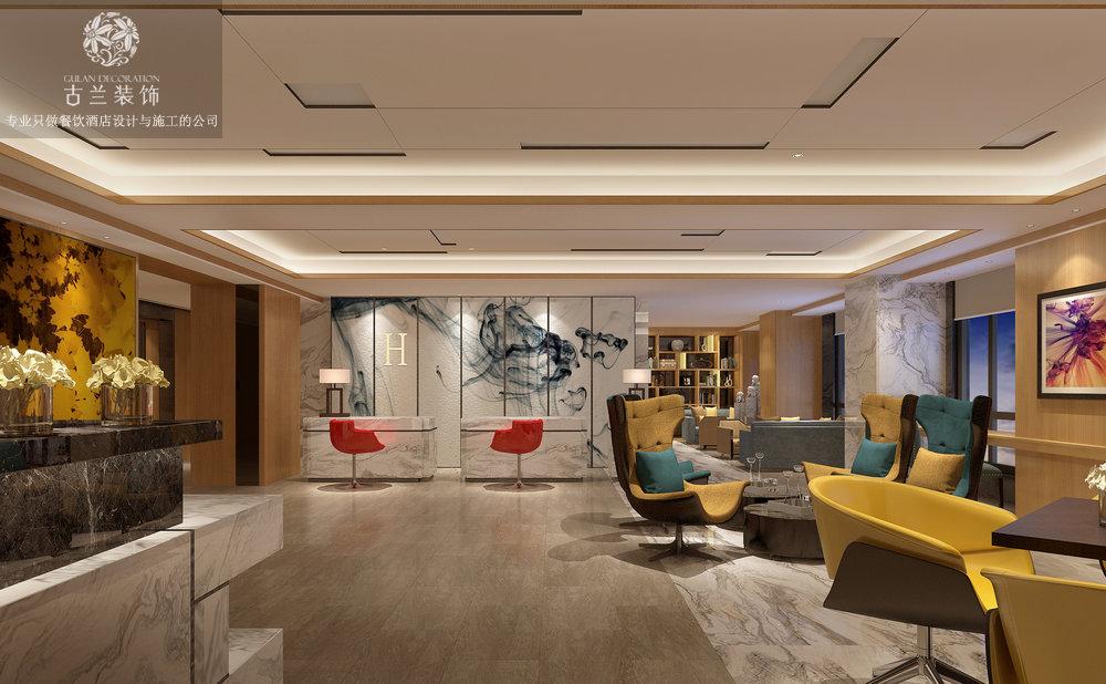 和枫酒店-资阳酒店设计公司