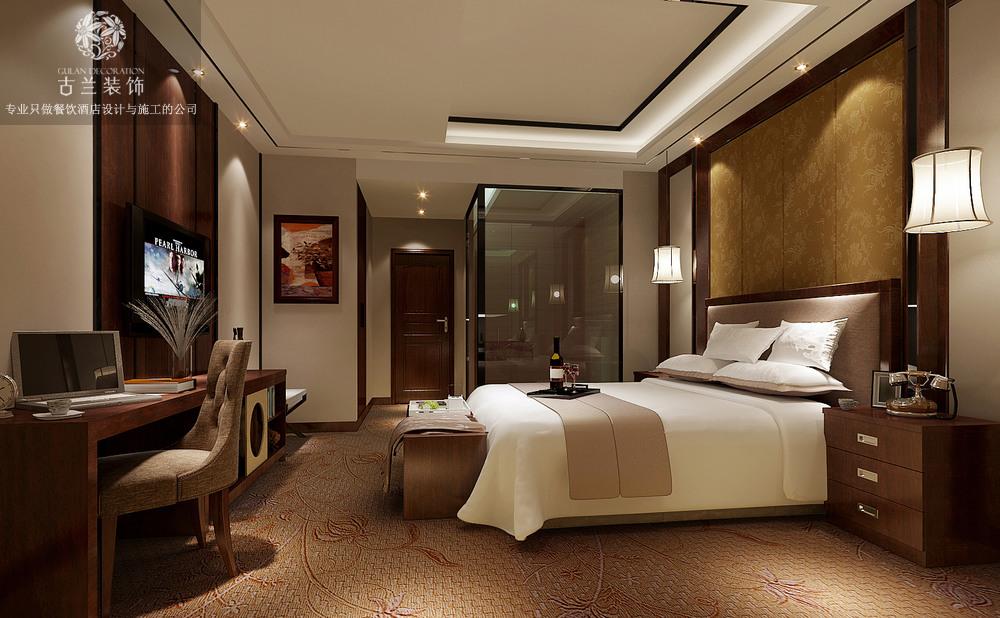 珠峰酒店-成都宾馆装修设计