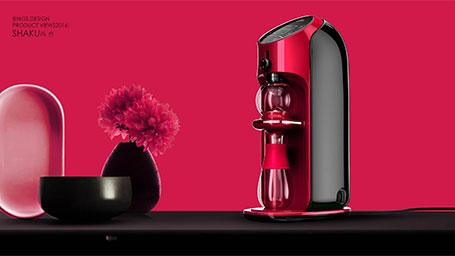 家电设计|简约时尚的智能泡茶机设计