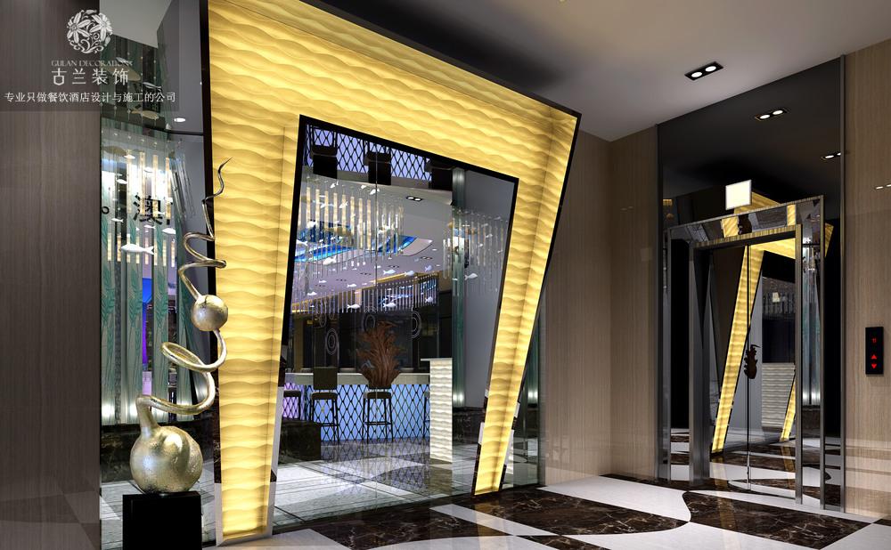 餐厅设计在餐厅中起到的作用-德阳餐厅设计公司
