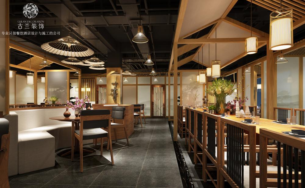 餐厅想涨价找不到方法-内江餐厅设计装修公司