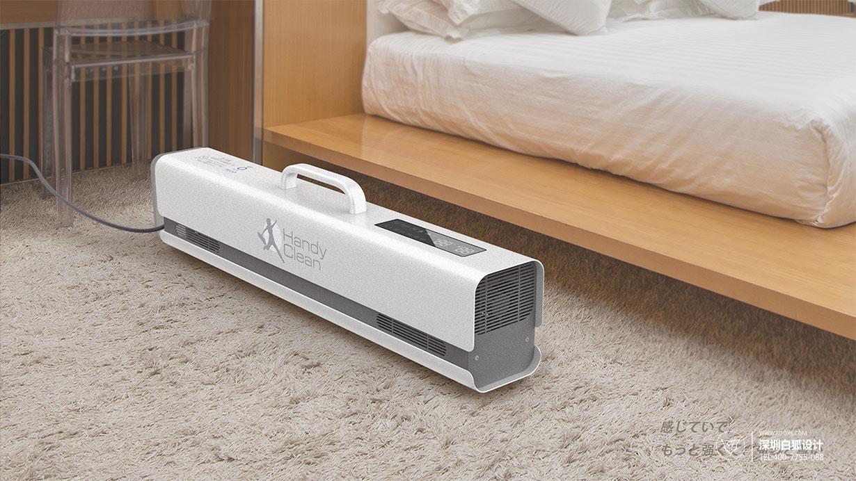 家电设计中的室内空气净化器设计