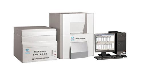 四款专业实用的全自动工业分析仪设计
